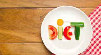 Модные диеты за последние 100 лет