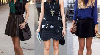 Что нужно знать о коротких юбках