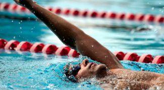 Какие существуют стили плавания