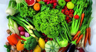 Что такое отрицательная калорийность