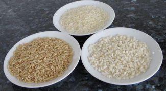 Как варить разные виды риса