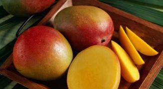 Манго: чем полезен этот фрукт