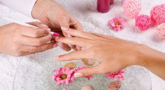 3 секрета здоровых ногтей