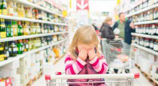 Как избежать детских истерик в общественных местах