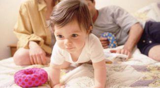 Молодые родители: проверка на прочность
