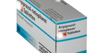 Арипипразол - препарат для поддерживающей терапии при шизофрении