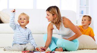 Залог успешного воспитания ребенка