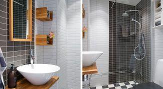 Оформляем ванную в скандинавском стиле