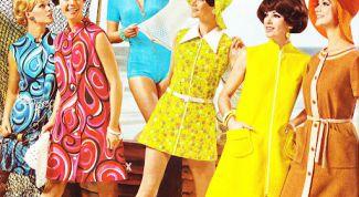 Все преимущества платьев 60-х годов