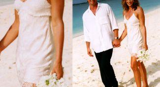 Каким может быть дизайн платья для летней свадьбы