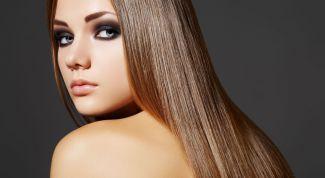 Как ухаживать за прямыми волосами