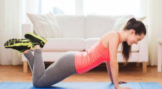 Как похудеть дома?