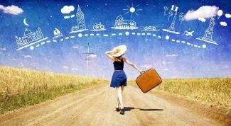Почему следует путешествовать в одиночку