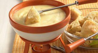 Фондю из сыра