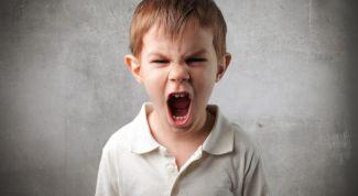 Истерики у ребенка: что делать и как помочь?