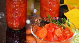 Как приготовить дома лечо из томатов и перца