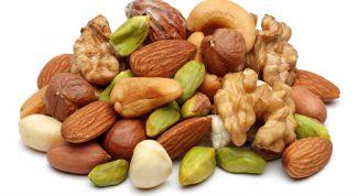 Орехи, помогающие сбросить вес