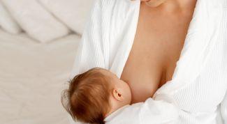 Три причины кормления грудью