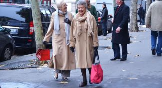 Как стареют француженки