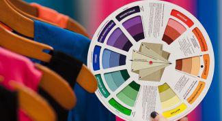 Базовые правила сочетания цветов и их оттенков в образе