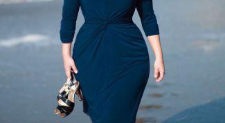Как подобрать идеальное платье для полной фигуры