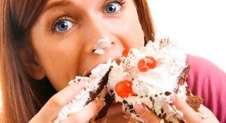 Как правильно заесть плохое настроение?