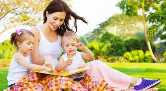 Книга – моя любовь, или как приучить малыша любить читать