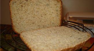 Ячменный хлеб с творогом