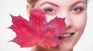 Как выбрать крем для ухода за кожей лица осенью