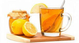 Как правильно пить чай с медом?
