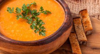 Как приготовить пряный морковный суп с лаймом