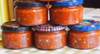 Как приготовить вкусный домашний соус из помидор на зиму