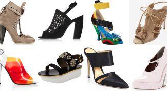 Модная женская обувь сегодня