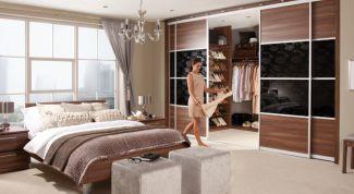 Современные тенденции гардеробной в спальне