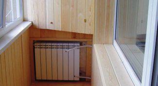 Как утеплить лоджию или балкон с помощью приборов