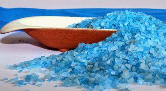 Как выбрать соль для ванны