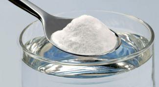 Как принимать ванну с пищевой содой