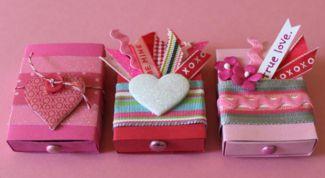 Как сделать подарок на 14 февраля своими руками: 5 оригинальных идей