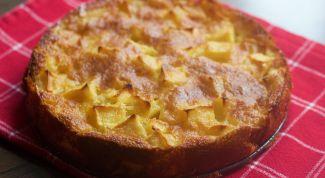 Как сделать вкуснейшую шарлотку без яиц