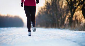 Как правильно худеть зимой