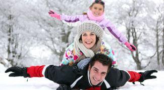 Как правильно одеться в мороз, чтобы не замерзнуть на улице и не вспотеть в помещении