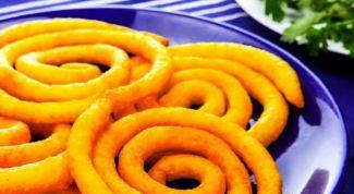 Как приготовить картофельные спиральки
