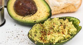 Как можно использовать авокадо
