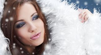 Зимняя палитра макияжа 2017: главные тренды