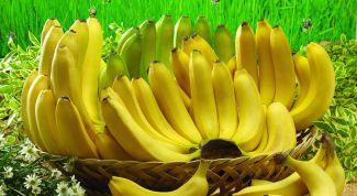 Как проводить разгрузочные дни на бананах