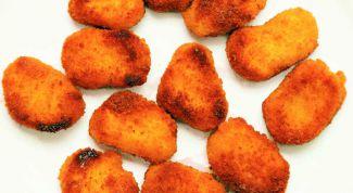 Как приготовить вкусные наггетсы из куриной грудки
