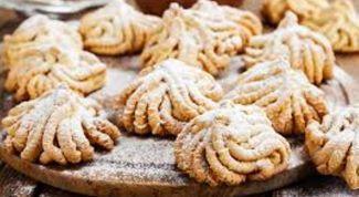 Как приготовить печенье «Хризантема» по советскому рецепту