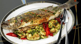Как приготовить рыбу по-мароккански