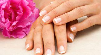 Как сохранить крепкие ногти зимой
