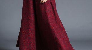 Какие юбки выбрать для зимы
